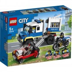 LEGO City - Policyjny konwój więzienny 60276