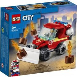 LEGO City - Mały wóz strażacki 60279