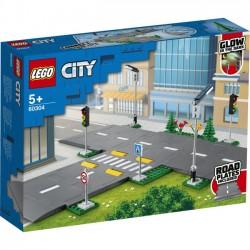 LEGO City - Płyty drogowe 60304