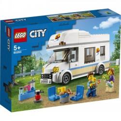 LEGO City - Wakacyjny kamper 60283