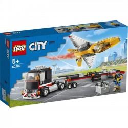 LEGO City - Transporter odrzutowca pokazowego 60289