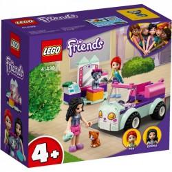 LEGO Friends - Samochód do pielęgnacji kotów 41439
