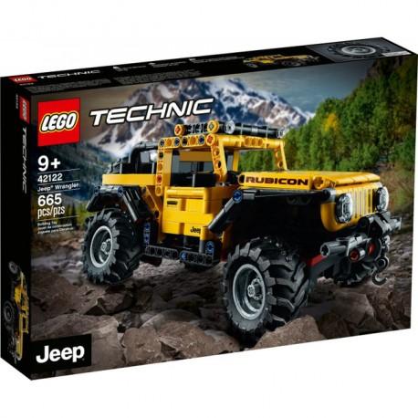 LEGO Technic - Jeep Wrangler 42122
