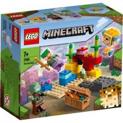LEGO Minecraft - Rafa koralowa 21164