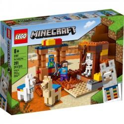 LEGO Minecraft - Punkt handlowy 21167