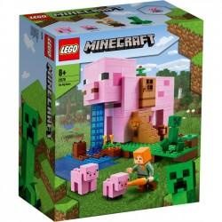 LEGO Minecraft - Dom w kształcie świni 21170