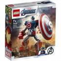 LEGO Marvel Avengers - Opancerzony Mech Kapitana Ameryki 76168
