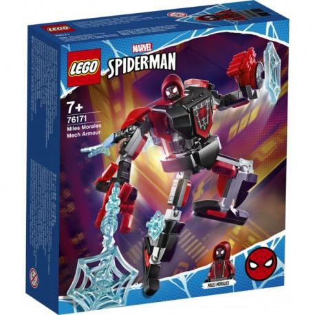 LEGO Super Heroes - Opancerzony mech Milesa Moralesa 76171