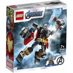 LEGO Super Heroes - Opancerzony mech Thora 76169