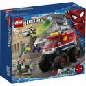 LEGO Marvel Spider Man - Monster Truck Spider-Mana Kontra Mysterio 76174