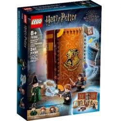 LEGO Harry Potter - Chwile z Hogwartu: zajęcia z transfiguracji 76382