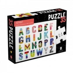Puzzle  NK  Alfabet 35el.6440