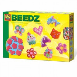 BEEDZ - Koralikowe Prasowanki z Mini Podkładkami  06132
