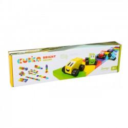 Cubika Drewniane Samochodziki i Garaże 50520