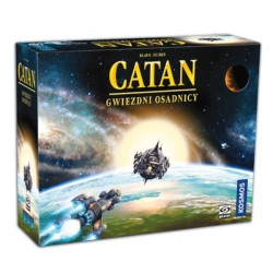 Gra Catan Gwiezdni Osadnicy 05692