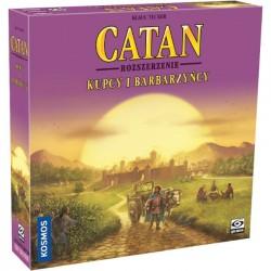 Gra Catan: Gra Planszowa – Kupcy i Barbarzyńcy 01267