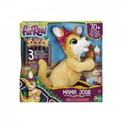 Fur Real Friends Kangur Mama Josie E6724