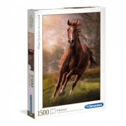 Puzle The Horse - 1500 el. - High Quality Collection 31811