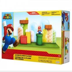 Super Mario Zestaw makieta Acorn Plains 85991