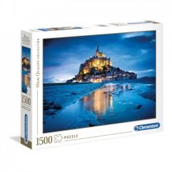 Puzzle 1500el. Le Mont Saint-Michel - High Quality Collection 31994