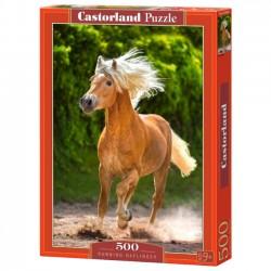 Puzzle 500el. Running Haflinger 52981