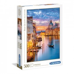 Puzzle 500 elementów Lighting Venice - High Quality Collection 35056