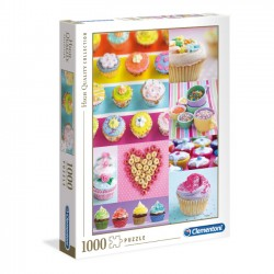Puzzle 1000el. Sweet Donuts - High Quality Collection39419