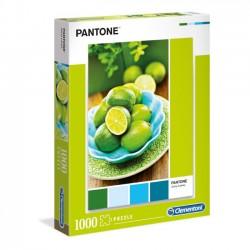 Puzzle 100el. Juicy Limes - Pantone 39492