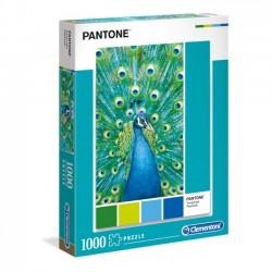 CLe. Puzzle 1000 el. Pantone Niebieski Paw 39495