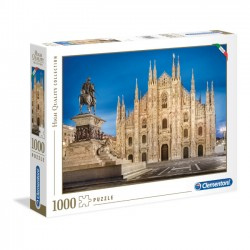 CLE. Puzzle 1000 el. Milan - High Quality Collection 39454
