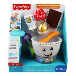 Fisher-Price Ucz się i Śmiej - Edukacyjny Mikser