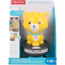 Fisher Price, zabawka interaktywna Kot na odkurzaczu