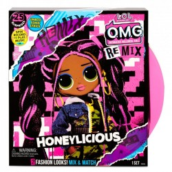 L.O.L. Surprise  O.M.G. REMIX lalka Honeylicious 567264e7c
