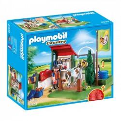 Playmobil Myjnia dla koni 6929