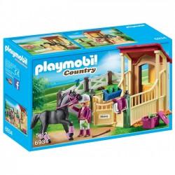 Playmobil Boks stajenny Araber 6934