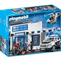 Playmobil - Posterunek policji 9372