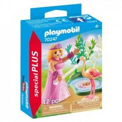 Playmobil - Księżniczka z flamingiem 70247