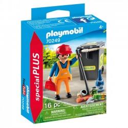 Playmobil - Pracownik służb komunalnych 70249