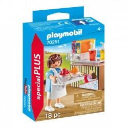 Playmobil - Sprzedawca lodów 70251