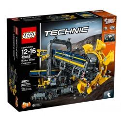 LEGO Technik 42055 Górnicza koparka kołowa