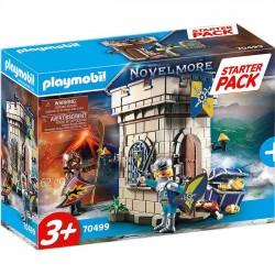 Playmobil - Starter Pack Novelmore 70499