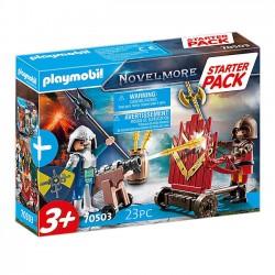 Playmobil - Starter Pack Novelmore 70503