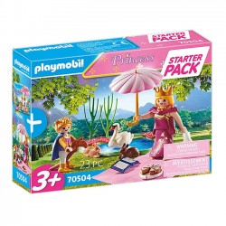 Playmobil - Starter Pack Księżniczki 70504