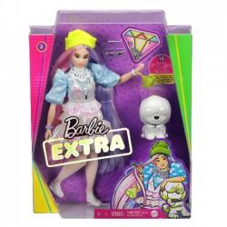 Mattel Lalka Barbie Extra Moda Spódniczka z Pieskiem gvr05