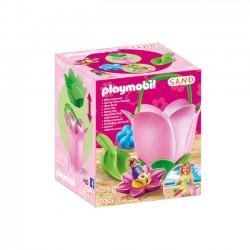 Playmobil Wiaderko Wiosenny Kwiat 70065