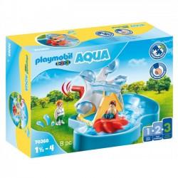Playmobil - Młyn wodny z karuzelą 70268