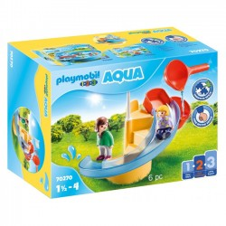 Playmobil - Wodna zjeżdżalnia 70270