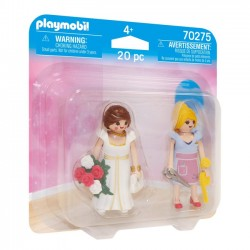 Playmobil - Duo Pack Księżniczka i krawcowa 70275