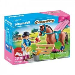 """Playmobil - Zestaw upominkowy """"Stadnina koni"""" 70294"""