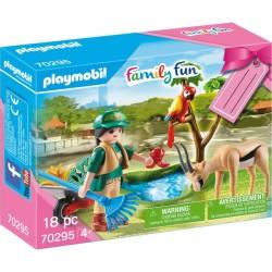 """Playmobil - Zestaw upominkowy """"ZOO"""" 70295"""